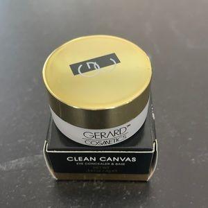 Gerard Cosmetics Clean Canvas Eye Base in White